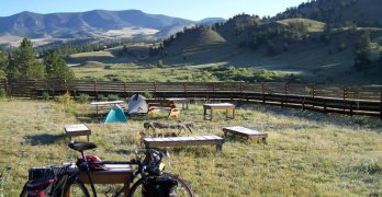 10 Ways to Find Free or Cheap Places to Sleep when Biking Across America