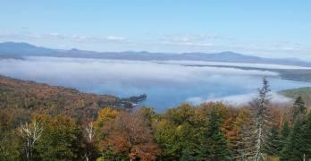 Who thru-hikes the Appalachian Trail?