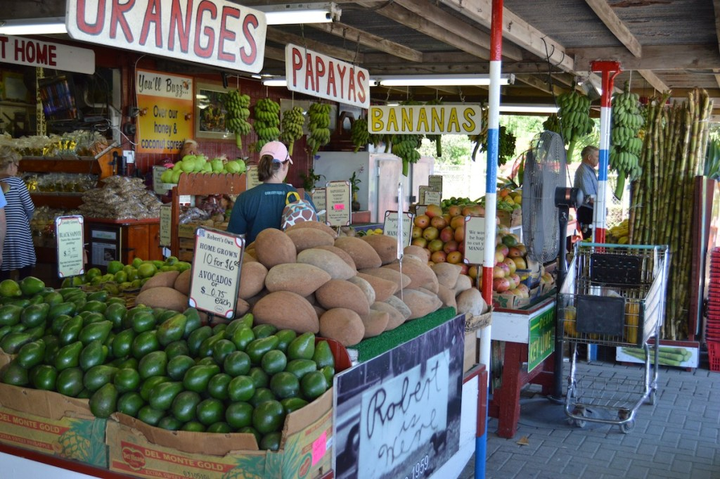 Robert Is Here Fruit Stand in Everglades Homestead Florida