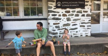 Being a Lame Dad in Harpers Ferry, West Virginia