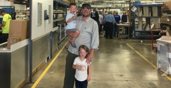 Touring the Airstream Factory, Jackson Center, Ohio