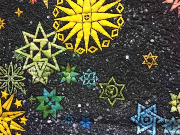 Orlando quilt show. AdventureQuilter.com/blog