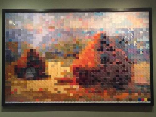 Cornell Fine Arts Museum, Rollins College, Winter Park, FL. Ellen Lindner, AdventureQuilter.com/blog