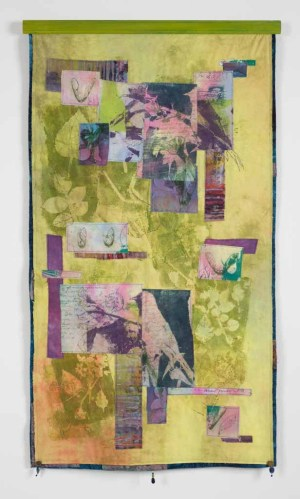 Stitched: Embracing the Quilt as Fine Art. Ellen Lindner, AdventureQuilter.com/blog