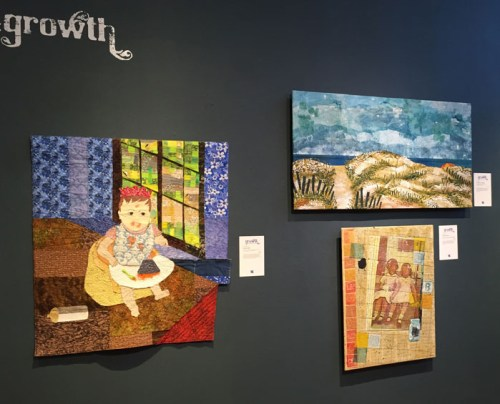 """Growth"" Exhibit in Dunedin"