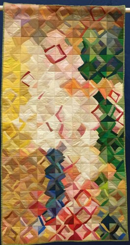 Quilts by Noel Keith. Ellen Lindner, AdventureQuilter.com/blog