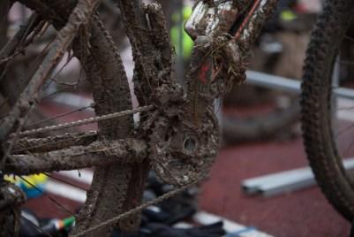 Dreckige Bikes 3