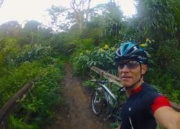 Mountain Biking auf dem Moalepe Trail