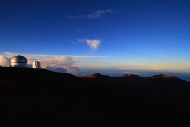 Mauna Kea Sunset 1