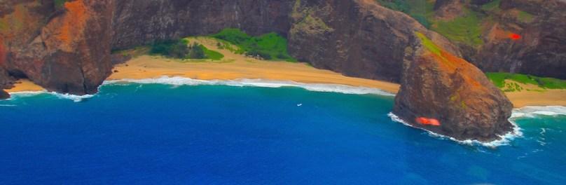 Honopu Beach