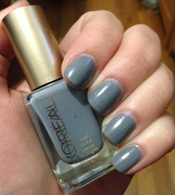 L'Oreal – Greycian Goddess