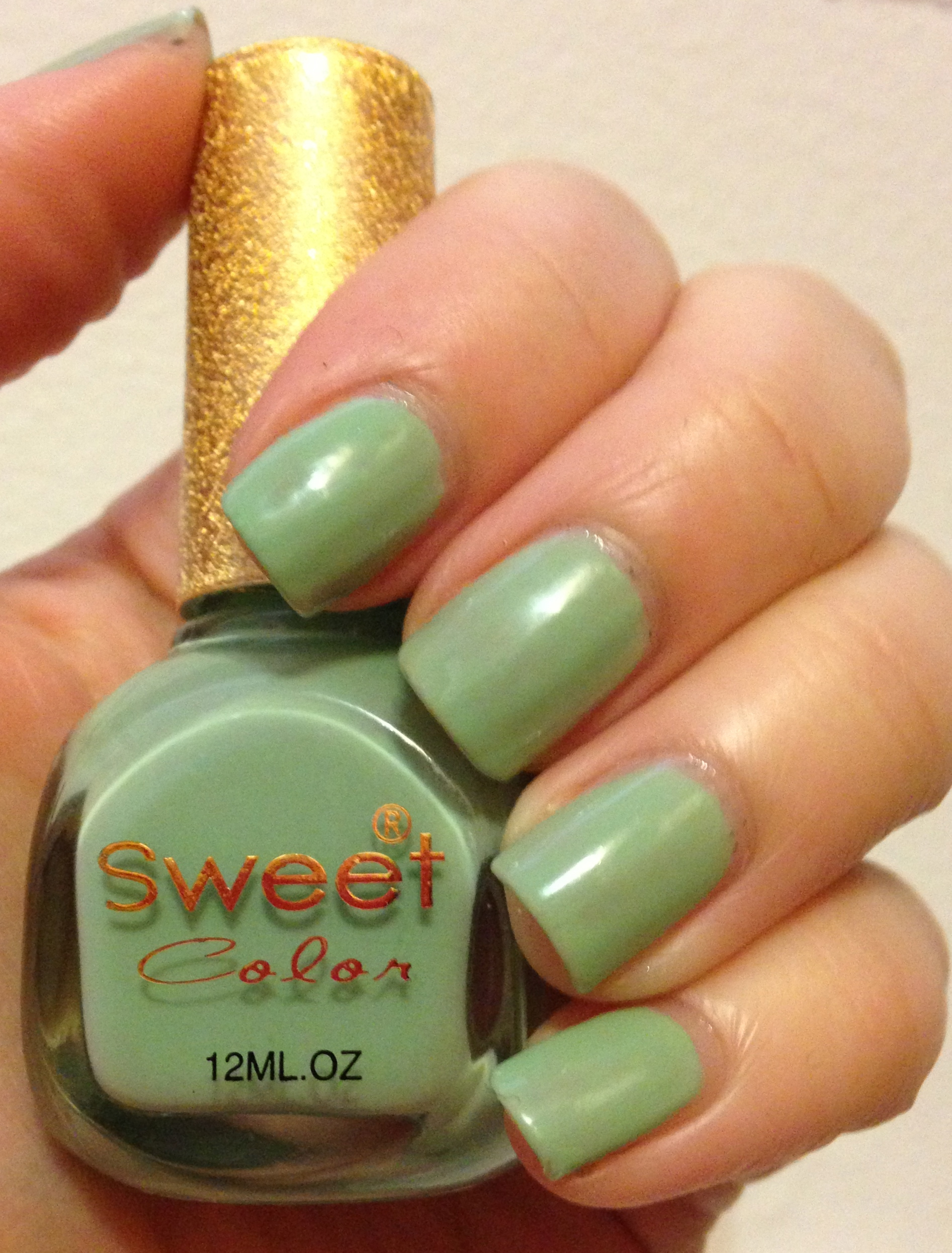 Sweet Color Nail Polish from Born Pretty Store! – Adventures in ...