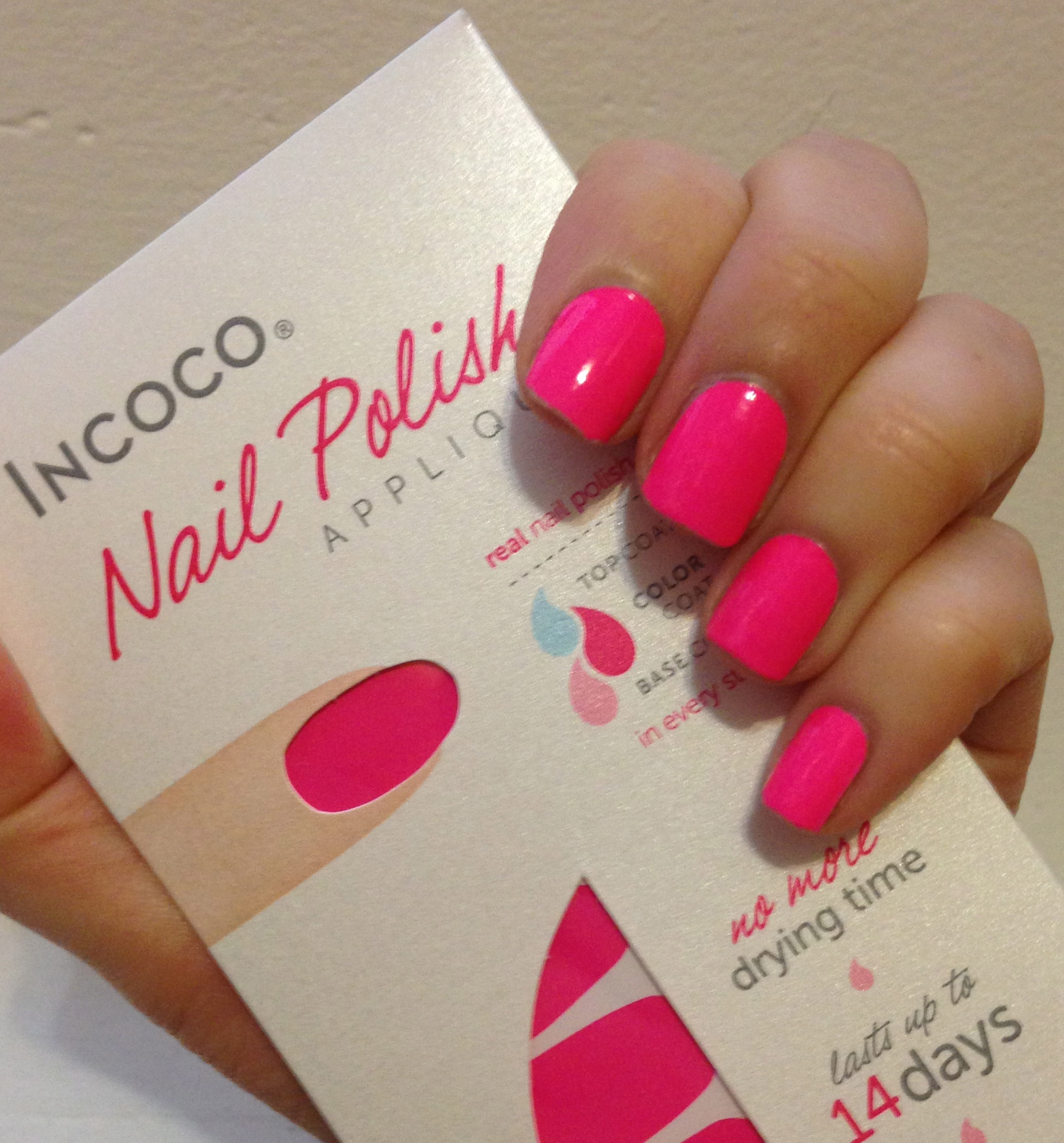 Incoco 100% Real Nail Polish Strips | An Inconclusive Review ...