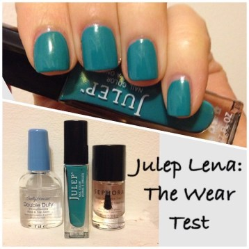 Julep Lena: The Wear Test