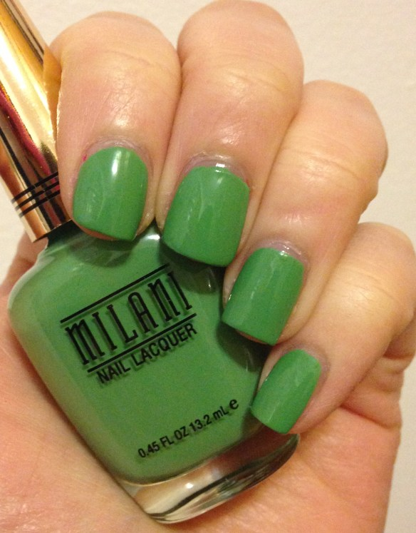 Milani – Showy Sea-Green