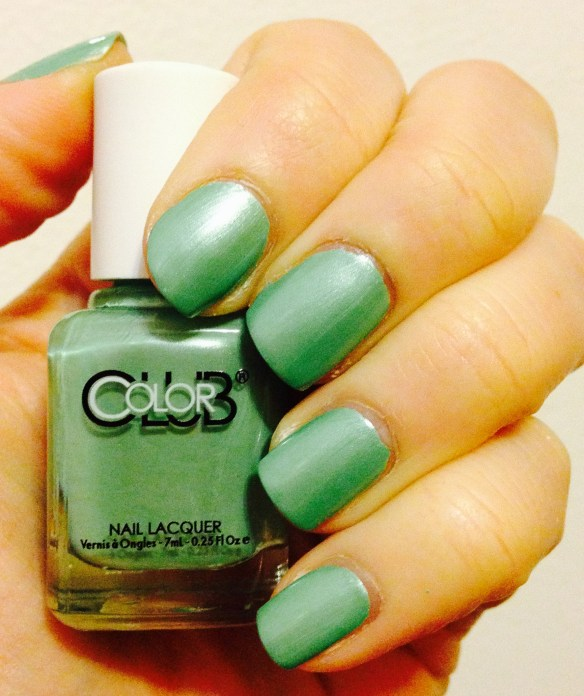 Color Club – Breakfast At...