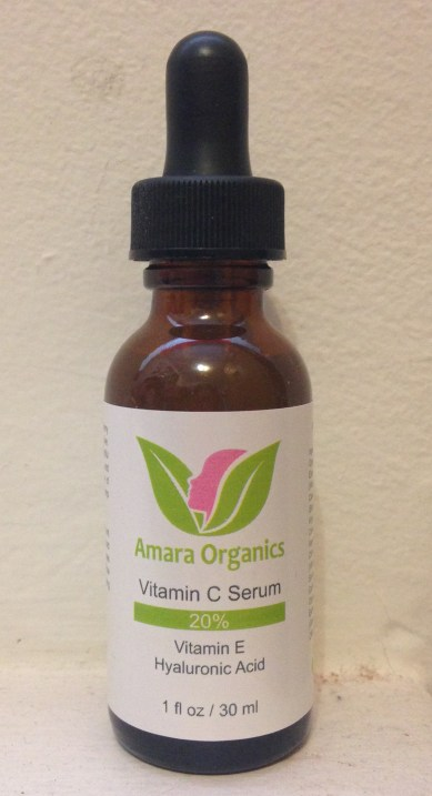 Amara Organics Vitamin C Serum Review | Adventures in Polishland