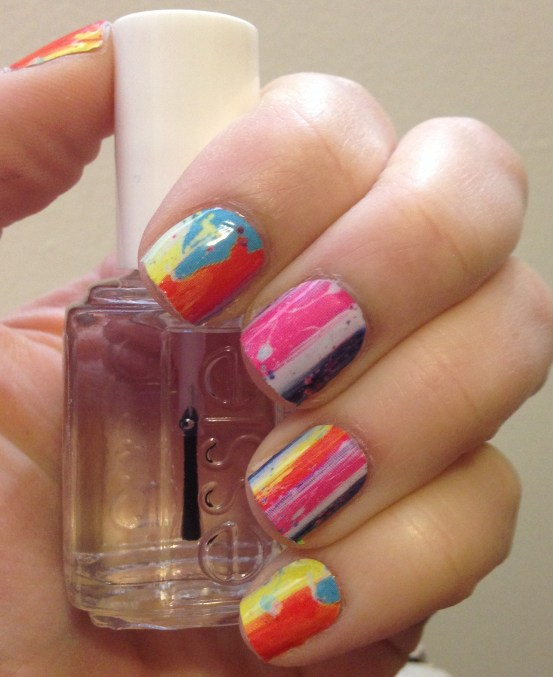 Yi Kao Nail Wraps | Adventures in Polishland