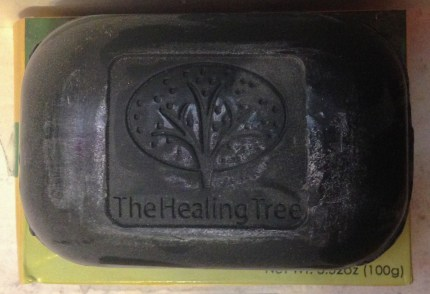 The Healing Tree Bamboo Charcoal Soap | Review & Giveaway