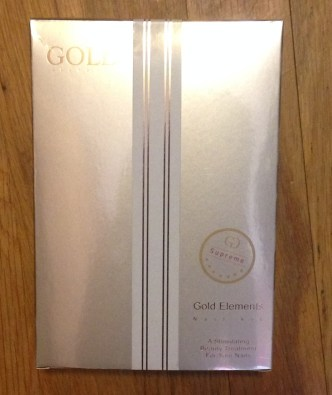 Gold Elements Golden Nail Kit Review