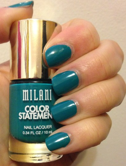 Milani – Tattle Teal