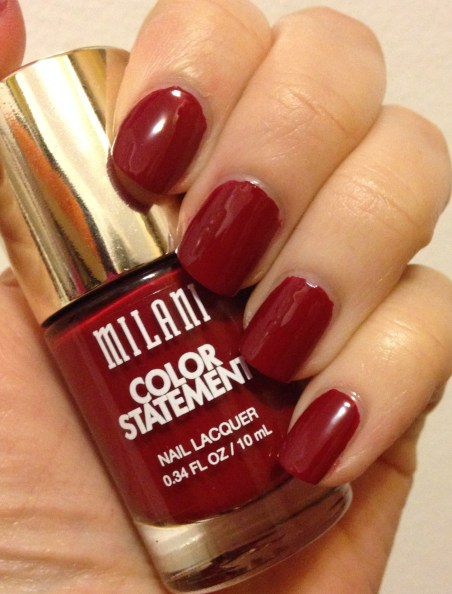 Milani – Iconic Red