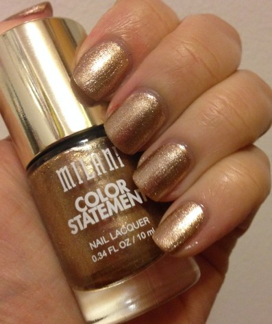 Milani – Gold Plated