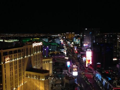 Las Vegas Strip 2014