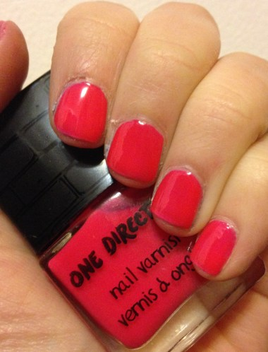 Makeup by One Direction – Moments