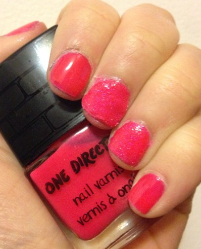 Makeup by One Direction – Not Afraid