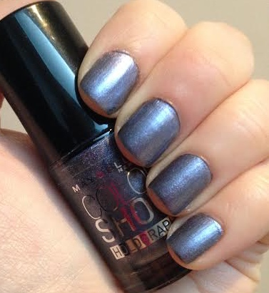 Maybelline Color Show Holographic – Blue Blaze