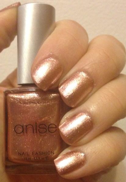 Anise – Bronzed Babe