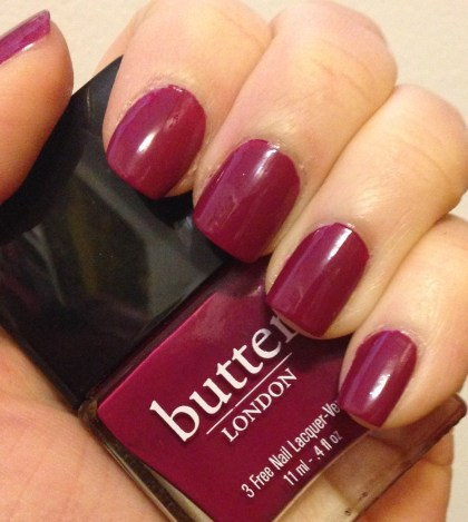 butter LONDON – Queen Vic