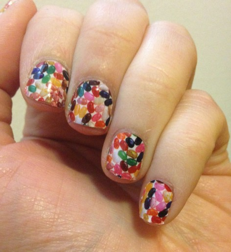 OMGNailStrips – Jelly Beans