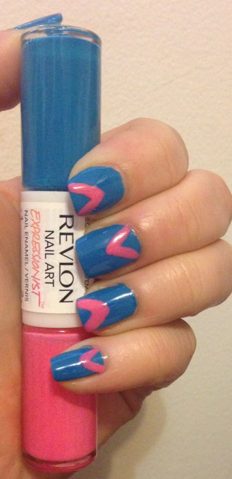 Manicure Monday | Revlon Nail Art Expressionist in Pop Art