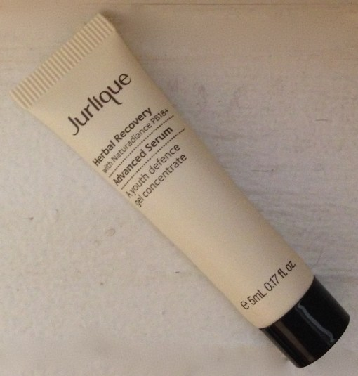 Jurlique Herbal Recovery Advanced Serum Review