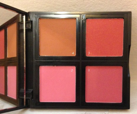 ELF Studio Blush Palette in Light   Review & Swatches