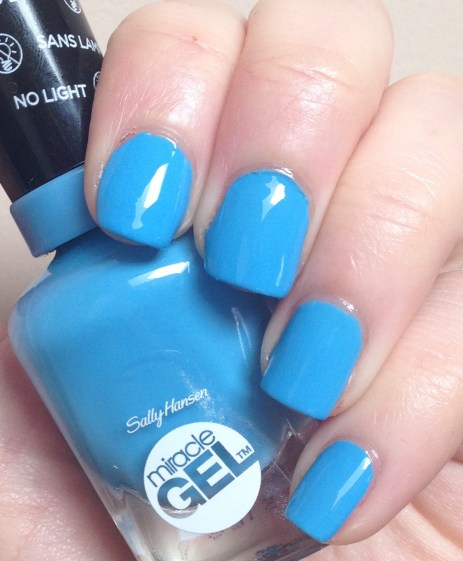 Sally Hansen Miracle Gel – Rhythm & Blue