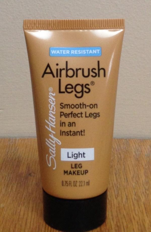 Sally Hansen Airbrush Legs Review | #AirbrushPerfectLegs