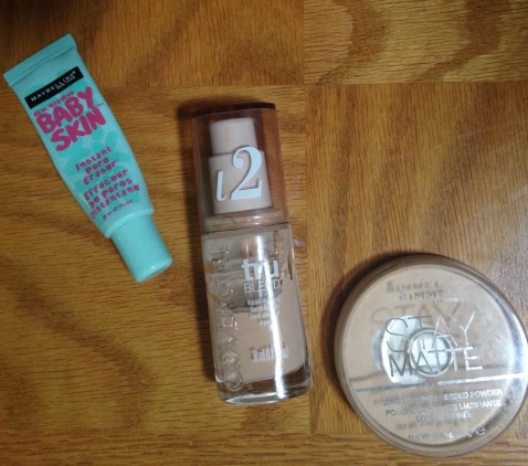 Daily Makeup for School | Face Products