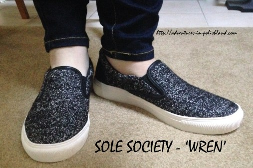 Fall Fashion | Sole Society Wren Sneaker