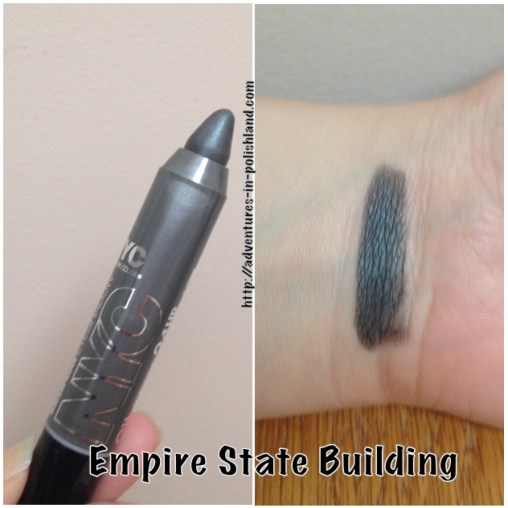 NYC New York Color City Proof 24Hr Waterproof Eyeshadow –  Empire State Building