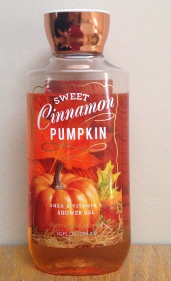 Bath & Body Works Shower Gel – Sweet Cinnamon Pumpkin