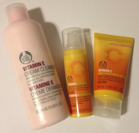The Body Shop Haul Skincare, Scrubs, & More!