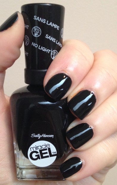 Sally Hansen Miracle Gel – Blacky O