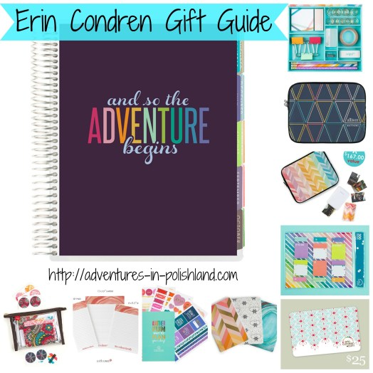 Erin Condren Gift Guide | 10 Presents for Planner Lovers