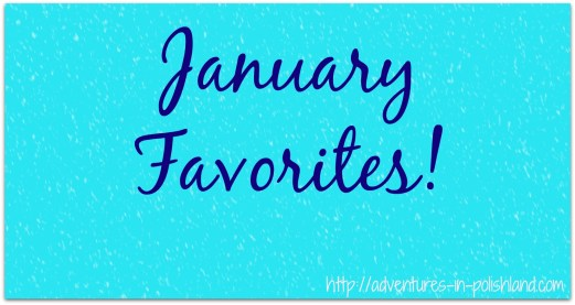 January Favorites | Skincare, Hobbies, & More!