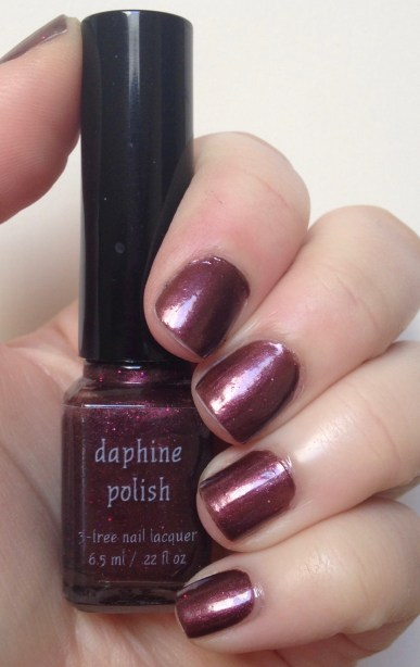 Daphine Polish in Sekhmet