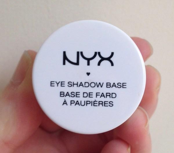 NYX Eye Shadow Base Review | 'Skin Tone'