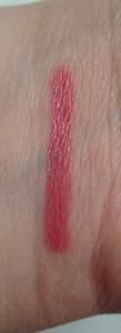MAKE Beauty Silk Cream Lipstick in Taffy